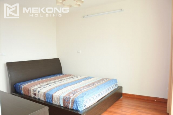 A well designed 182 m2 apartment with 3 bedrooms on high floor in P tower, Ciputra Hanoi 14