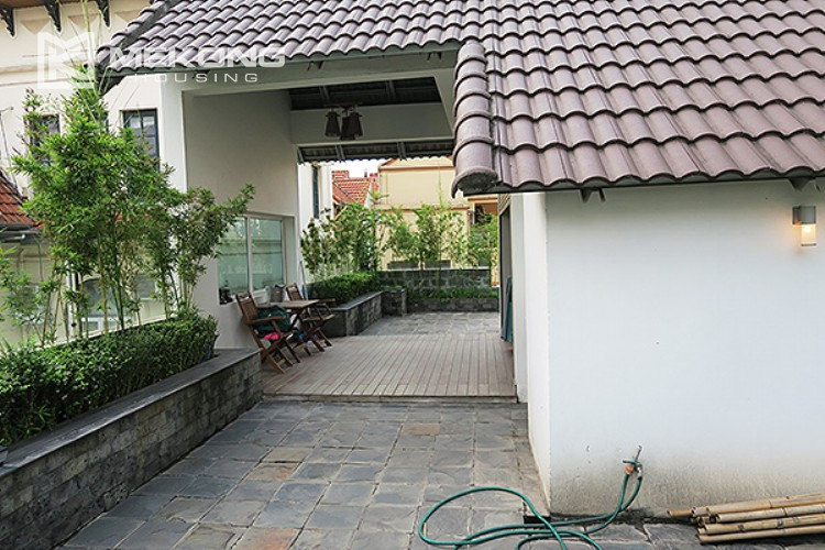 Adorable house for rent with big terrace and nice yard 37