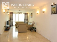 Affordable 182 sqm apartment on high floor of P tower with beautiful view in Ciputra Hanoi