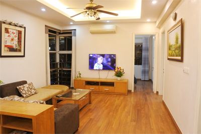 Affordable 3 BR apartment with Westlake view in G3 tower, Ciputra Hanoi