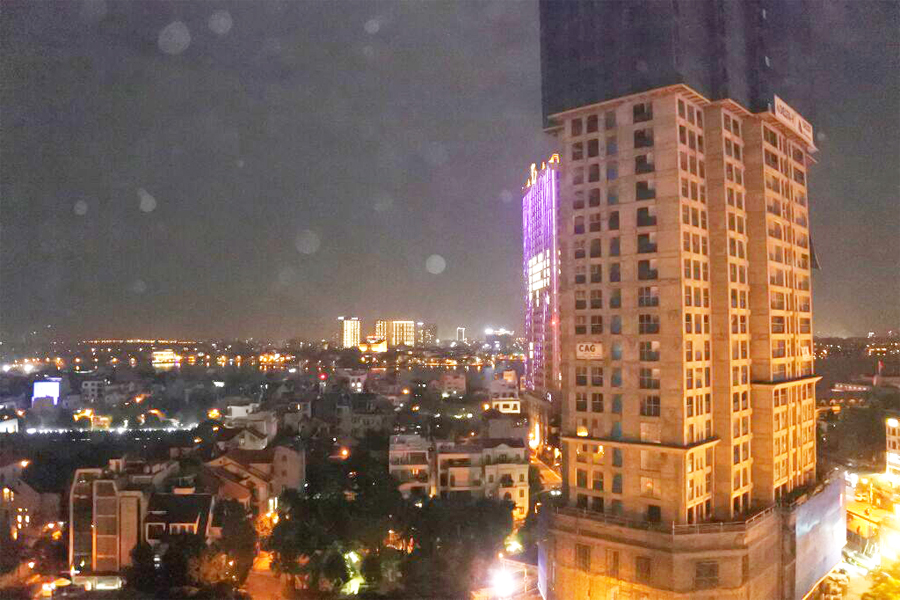 Affordable 3 BR apartment with Westlake view in G3 tower, Ciputra Hanoi 16