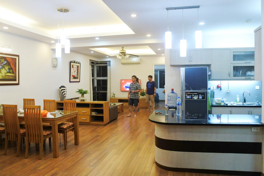 Affordable 3 BR apartment with Westlake view in G3 tower, Ciputra Hanoi 5