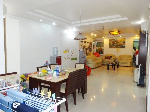 Apartment For Rent in G3 Ciputra Ha Noi