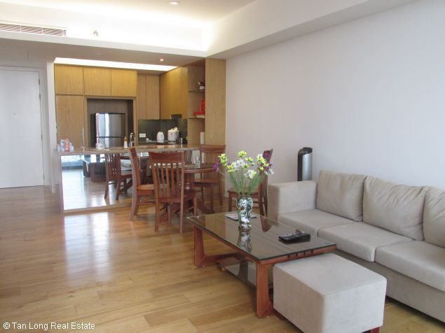 Apartment For Rent in Indochina Plaza, Hanoi