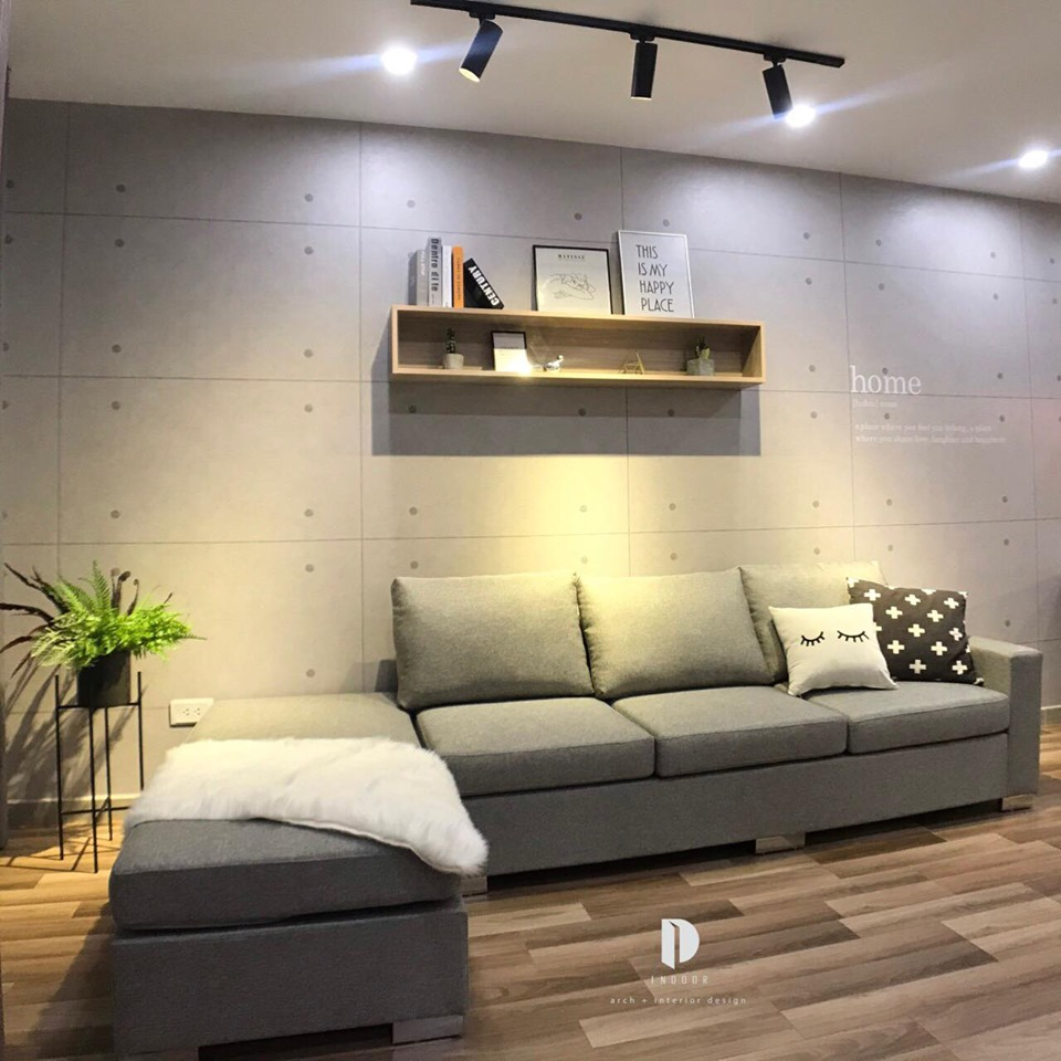 Apartment for rent in L3 building in Ciputra urban area.