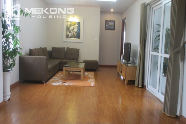 Apartment for rent near Vincom Center, in Thai Phien street 1