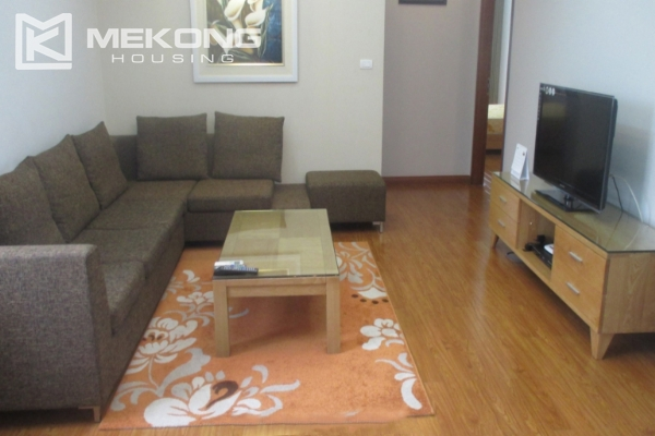 Apartment for rent near Vincom Center, in Thai Phien street 2