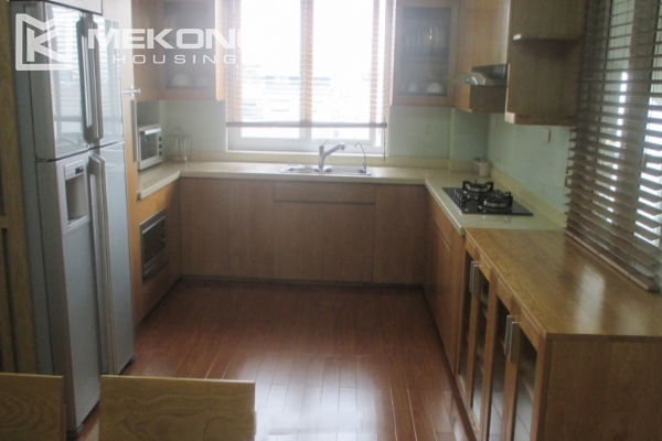 Apartment for rent near Vincom Center, in Thai Phien street 3