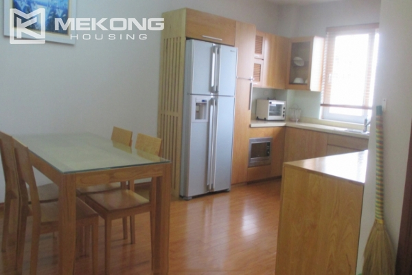 Apartment for rent near Vincom Center, in Thai Phien street 4