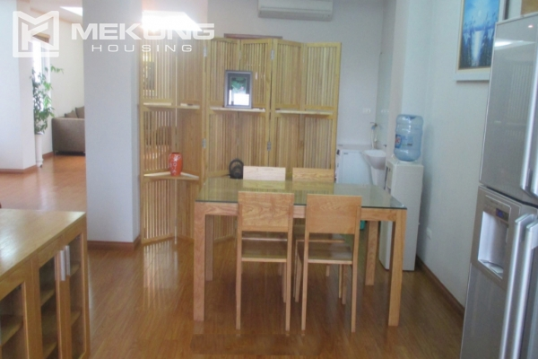 Apartment for rent near Vincom Center, in Thai Phien street 5