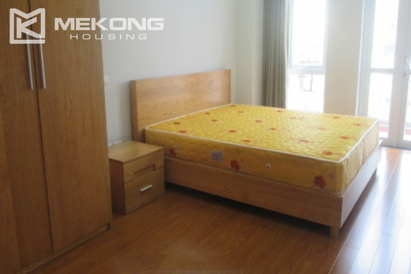 Apartment for rent near Vincom Center, in Thai Phien street 7