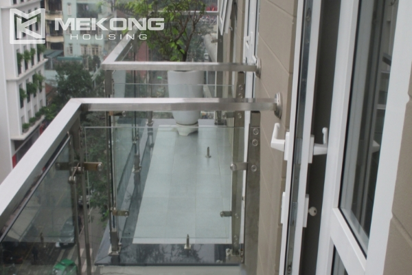 Apartment for rent near Vincom Center, in Thai Phien street 14