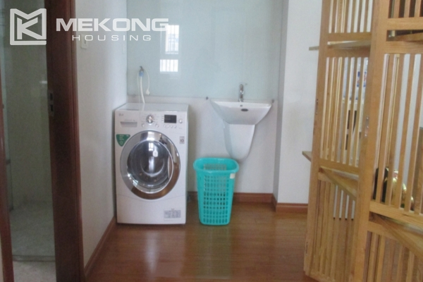 Apartment for rent near Vincom Center, in Thai Phien street 15