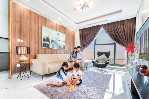 Apartment for rent with 3 bedroom, good price at S3 building in Sunshine City, Ciputra Hanoi