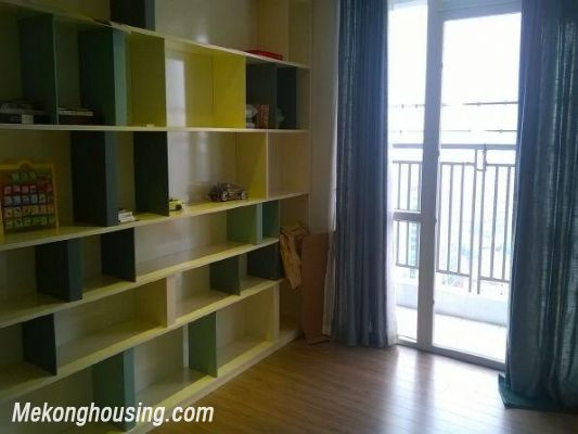 Apartment with 3 bedrooms for rent in Pham Ngoc Thach street, Dong Da, Hanoi 6