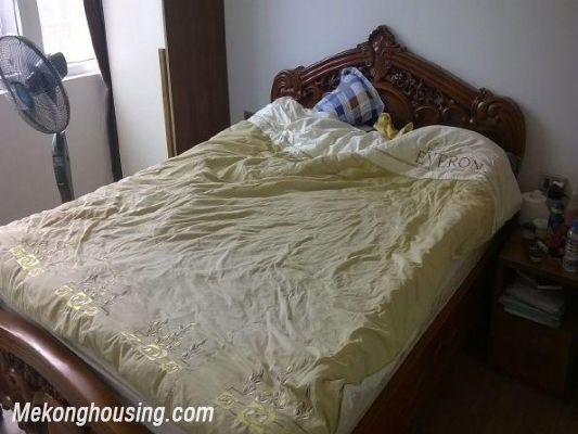 Apartment with 3 bedrooms for rent in Pham Ngoc Thach street, Dong Da, Hanoi 7