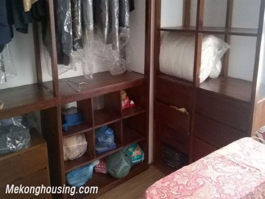 Apartment with 3 bedrooms for rent in Pham Ngoc Thach street, Dong Da, Hanoi 8