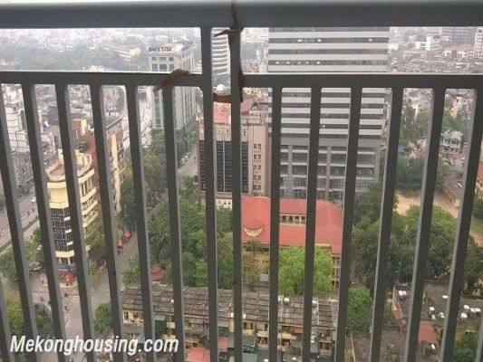 Apartment with 3 bedrooms for rent in Pham Ngoc Thach street, Dong Da, Hanoi 10
