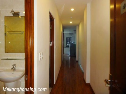 Band new serviced apartment for rent in Pho Duc Chinh street, Ba Dinh, Hanoi 9