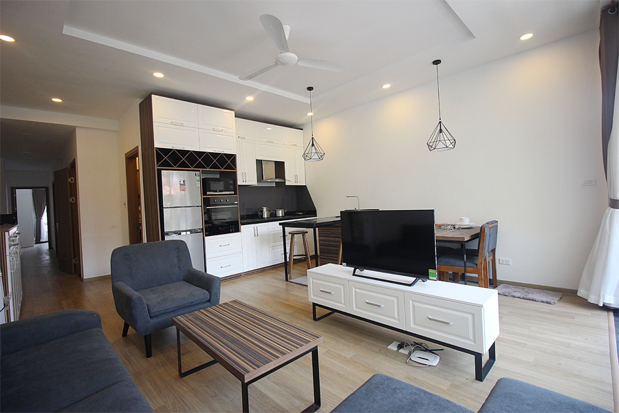 Beautiful 2 bedroom aparment for rent in Dang Thai Mai street, Tay Ho 4