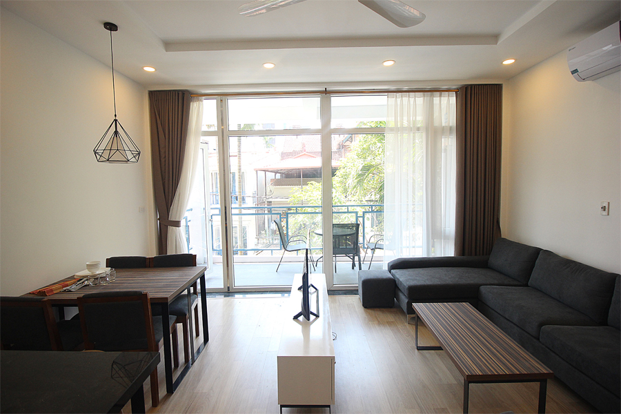 Beautiful 2 bedroom aparment for rent in Dang Thai Mai street, Tay Ho 6