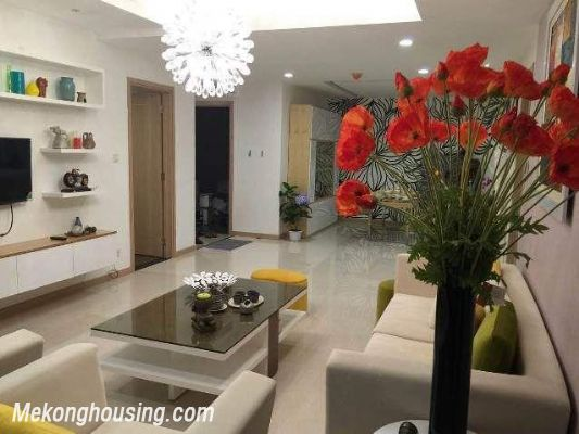 Beautiful and modern apartment for rent in Thang Long Number One, Cau Giay, Hanoi 3