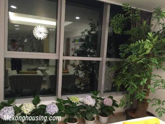 Beautiful and modern apartment for rent in Thang Long Number One, Cau Giay, Hanoi 5