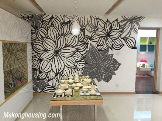 Beautiful and modern apartment for rent in Thang Long Number One, Cau Giay, Hanoi 7