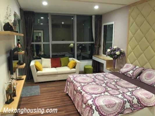 Beautiful and modern apartment for rent in Thang Long Number One, Cau Giay, Hanoi 8
