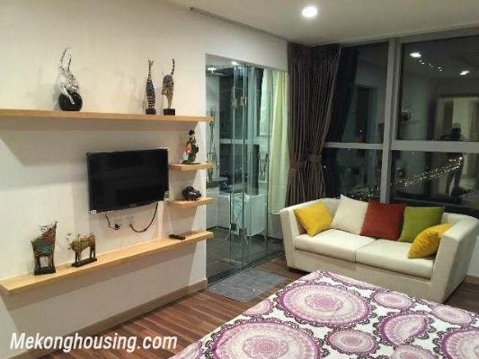 Beautiful and modern apartment for rent in Thang Long Number One, Cau Giay, Hanoi 9