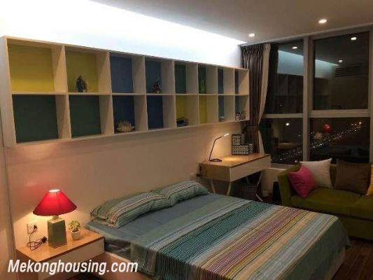 Beautiful and modern apartment for rent in Thang Long Number One, Cau Giay, Hanoi 13