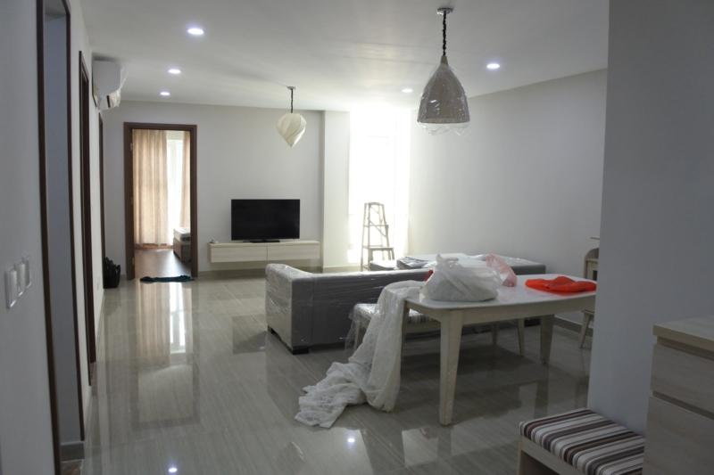 Beautiful and modern apartment located at L3, good price, in Ciputra Hanoi