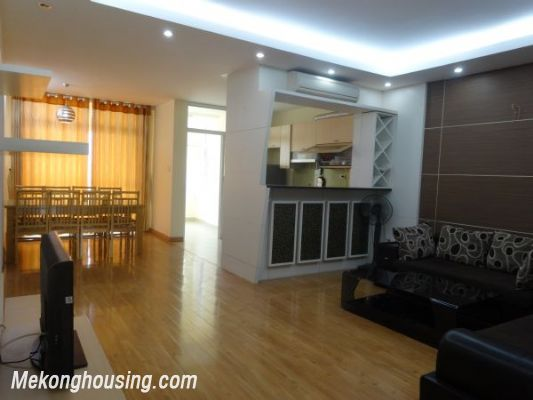 Beautiful Apartment For Rent in 713 Lac Long Quan 1