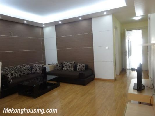 Beautiful Apartment For Rent in 713 Lac Long Quan 2