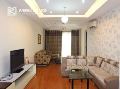Beautiful apartment for rent in P1 Ciputra, Tay Ho district, Hanoi