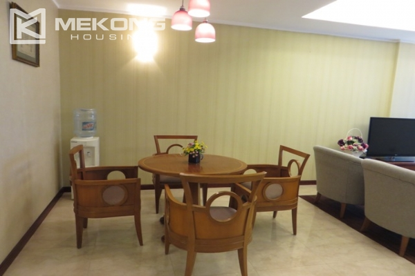 Beautiful apartment with 3 bedroom and modern furniture for rent in L building, Ciputra Hanoi 5