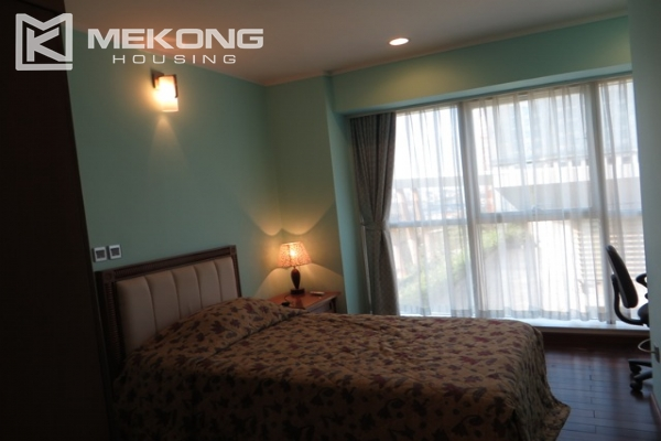 Beautiful apartment with 3 bedroom and modern furniture for rent in L building, Ciputra Hanoi 10