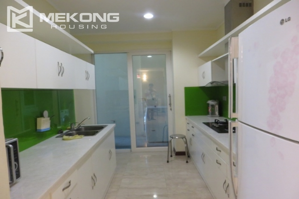 Beautiful apartment with 3 bedroom and modern furniture for rent in L building, Ciputra Hanoi 7