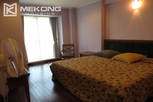 Beautiful apartment with 3 bedroom and modern furniture for rent in L building, Ciputra Hanoi 8