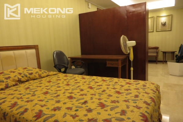 Beautiful apartment with 3 bedroom and modern furniture for rent in L building, Ciputra Hanoi 12