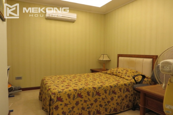 Beautiful apartment with 3 bedroom and modern furniture for rent in L building, Ciputra Hanoi 13