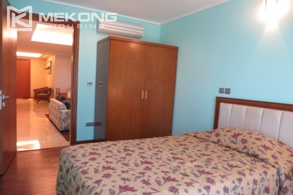 Beautiful apartment with 3 bedroom and modern furniture for rent in L building, Ciputra Hanoi 14
