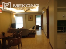 Beautiful apartment with 3 bedroom and modern furniture for rent in L building, Ciputra Hanoi