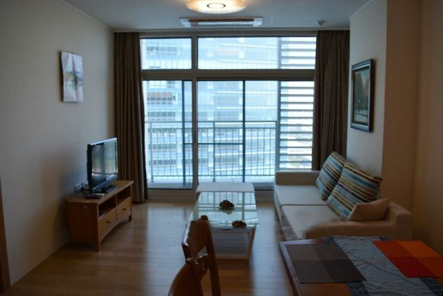 Beautiful apartment with 3 bedrooms for rent at good price in Keangnam Landmark Hanoi