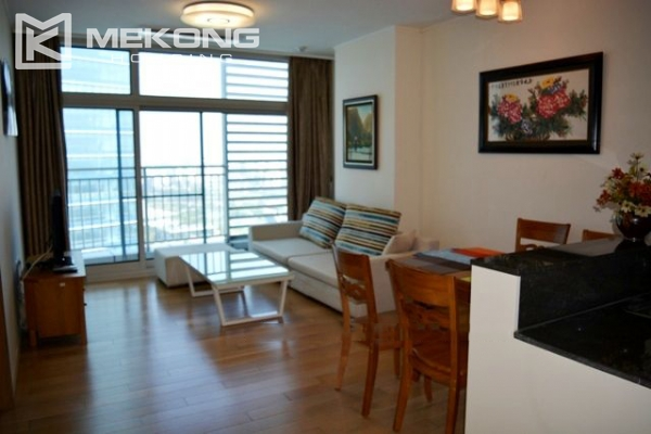 Beautiful apartment with 3 bedroom for rent at good price in Keangnam Landmark Hanoi 1