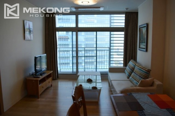 Beautiful apartment with 3 bedroom for rent at good price in Keangnam Landmark Hanoi 2