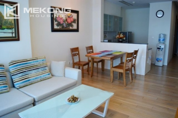 Beautiful apartment with 3 bedroom for rent at good price in Keangnam Landmark Hanoi 3
