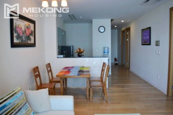 Beautiful apartment with 3 bedroom for rent at good price in Keangnam Landmark Hanoi 4