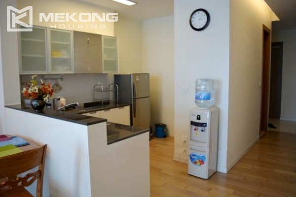 Beautiful apartment with 3 bedroom for rent at good price in Keangnam Landmark Hanoi 5