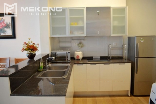 Beautiful apartment with 3 bedroom for rent at good price in Keangnam Landmark Hanoi 6